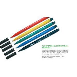 Flomaster formula  6093/5 permanent