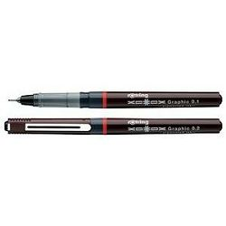 Flomaster Rotring graphic