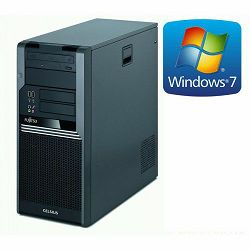 Fujitsu Siemens Celsius W370 + Windows 7 Home Premium