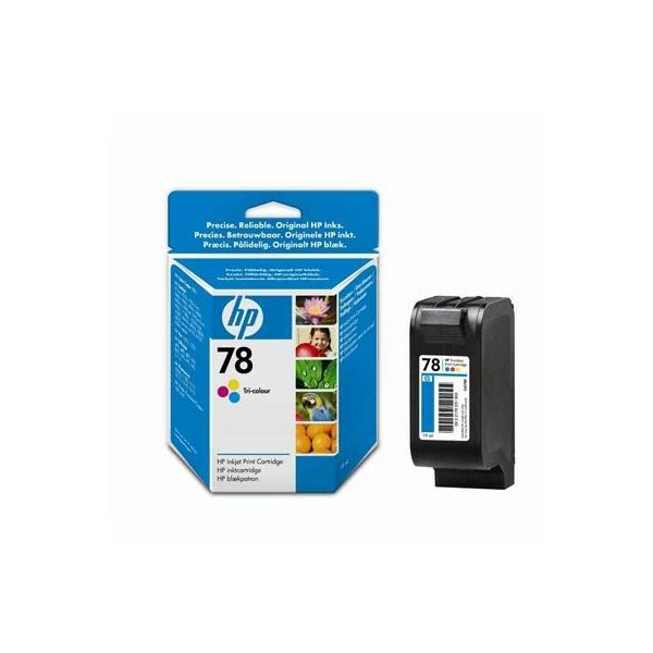 HP C6578D No.78 Tri-Color Orginalna tinta