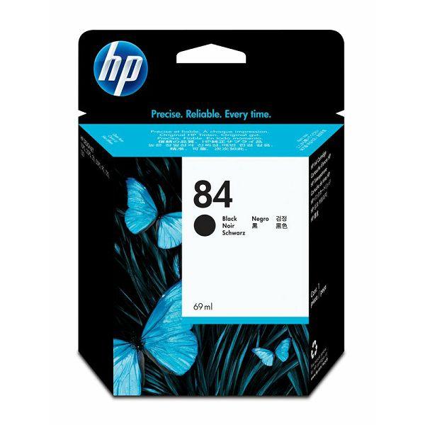 HP C5016A No.84 Black Orginalna tinta