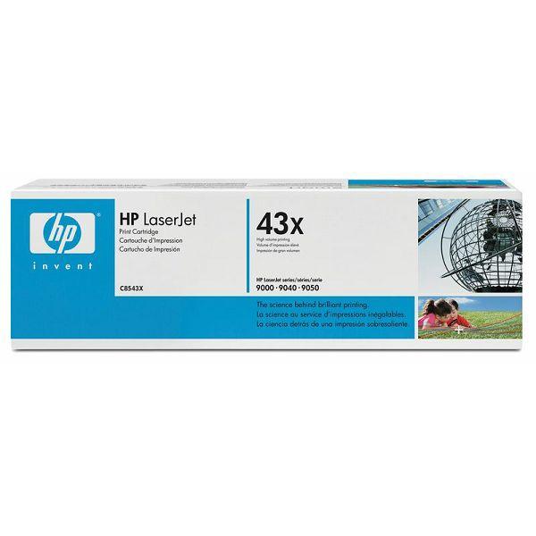 HP C8543X 43X Black Orginalni toner