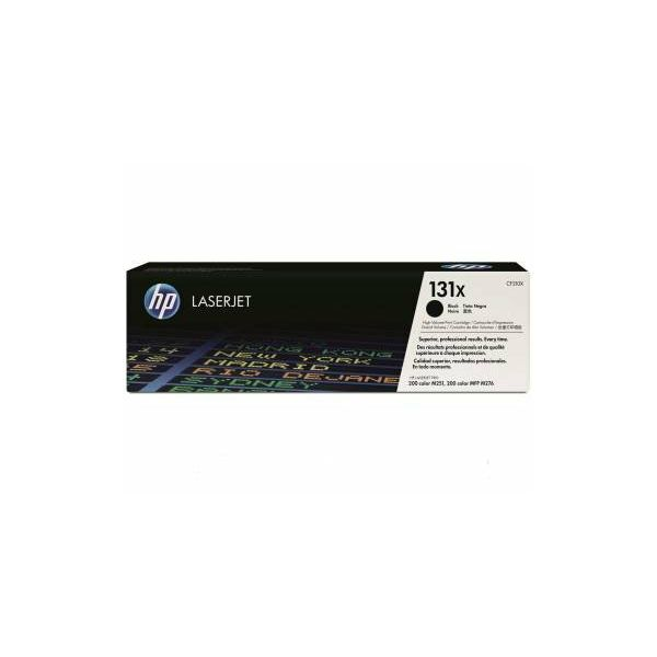 HP CF210X 131X Black Orginalni toner