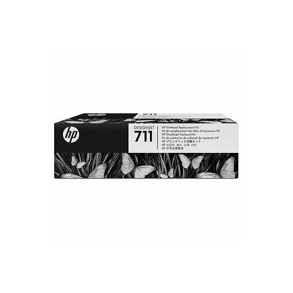 HP C1Q10A No.711 Orginalna glava