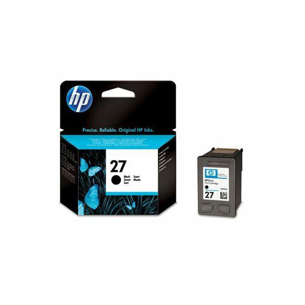 HP C8727AE No.27 Black Orginalna tinta