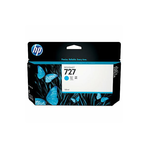 HP B3P19A No.727 Cyan Orginalna tinta