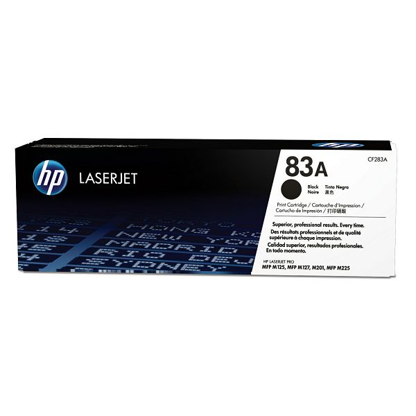 HP CF283A 83A Black Orginalni toner