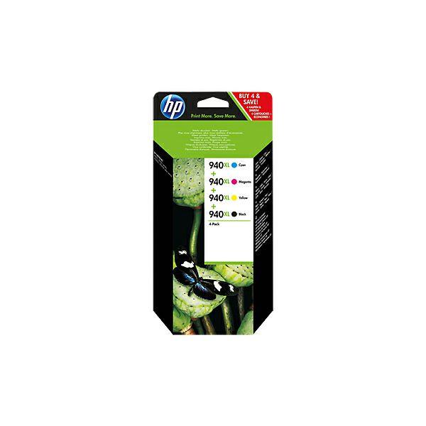 HP C2N93AE No.940XL Black/Cyan/Magenta/Yell Orginalna tinta