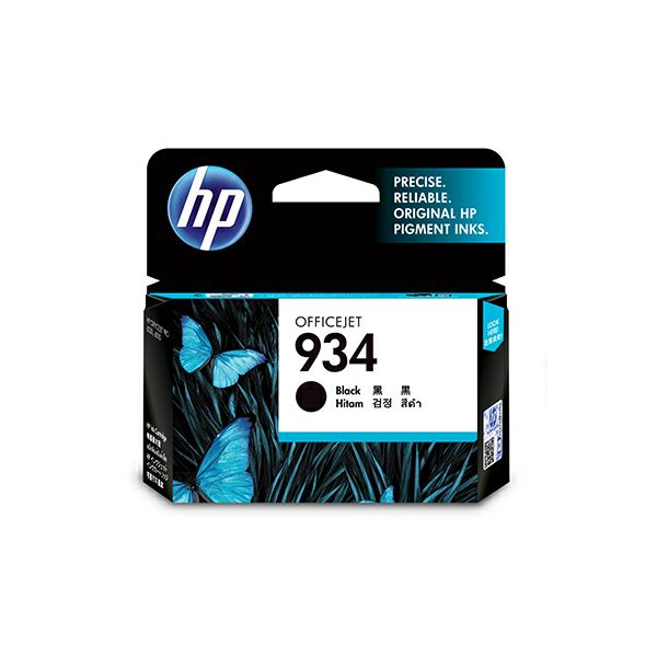 HP C2P19AE No.934 Black Orginalna tinta