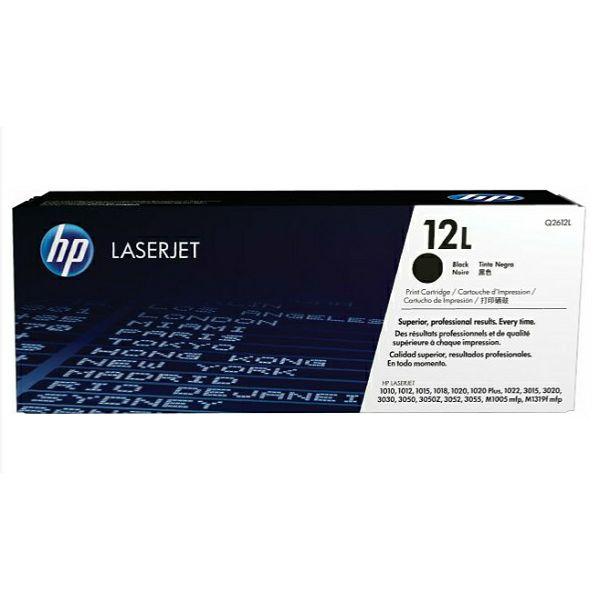 HP Q2612A 12L Black Ekonomičan Orginalni toner