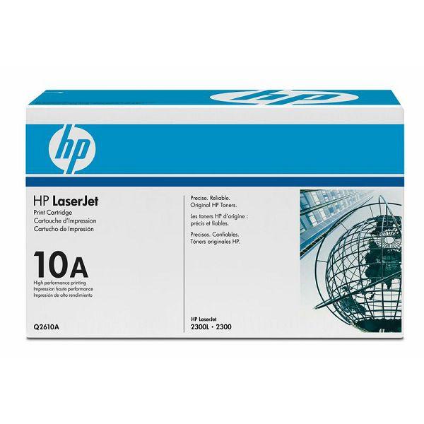 HP Q2610A 10A Black Orginalni toner