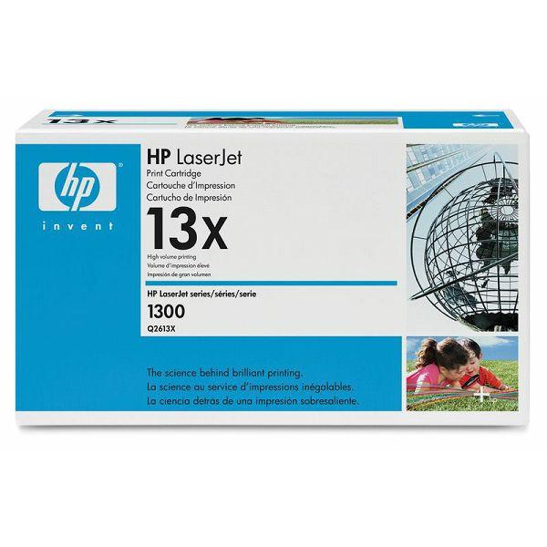 HP Q2613X 13X  Black Orginalni toner