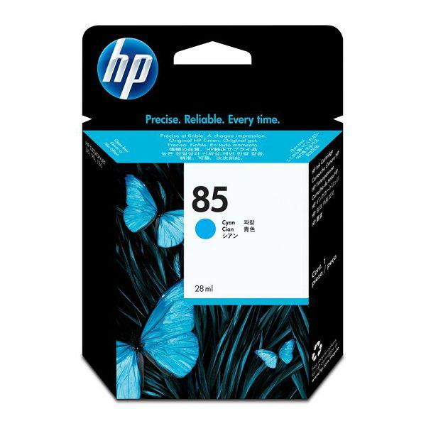 HP C9425A No.85 Cyan Orginalna tinta