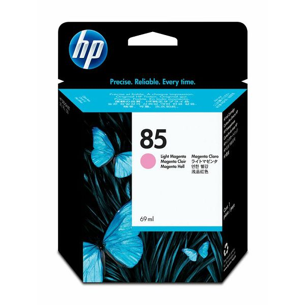 HP C9429A No.85 Light Magenta Orginalna tinta