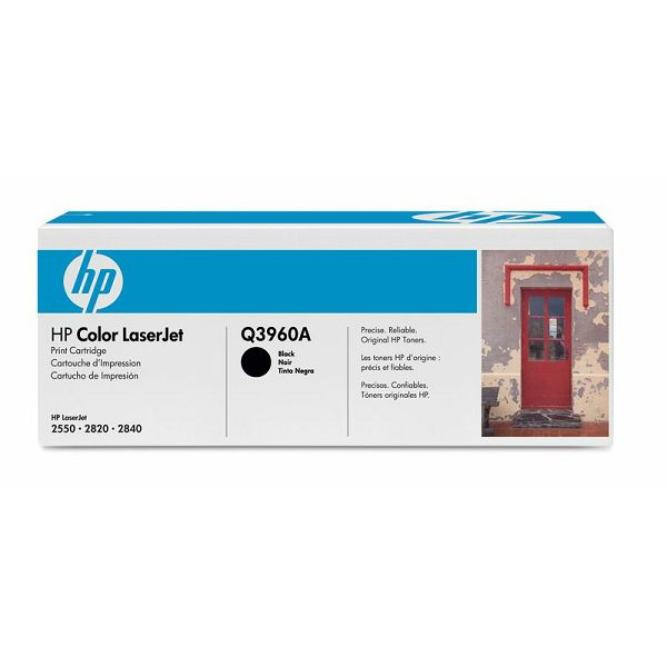 HP Q3960A 122A Black Orginalni toner