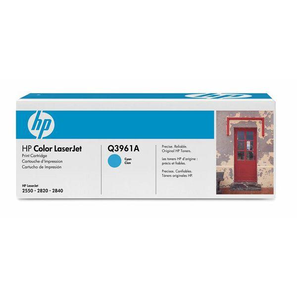 HP Q3961A 122A Cyan Orginalni toner