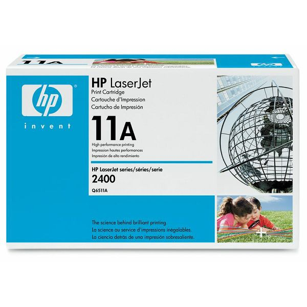 HP Q6511A 11A Black Orginalni toner
