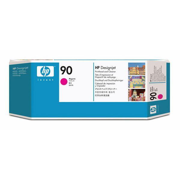 HP C5056A No.90 Magenta Orginalna glava i čistač