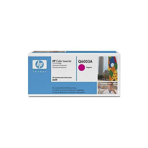HP Q6003A 124A Magenta Orginalni toner