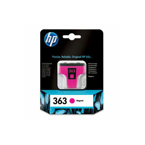HP C8772EE No.363 Magenta Orginalna tinta