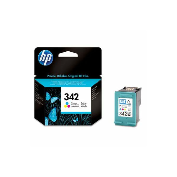 HP C9361EE No.342 Tri-color Orginalna tinta