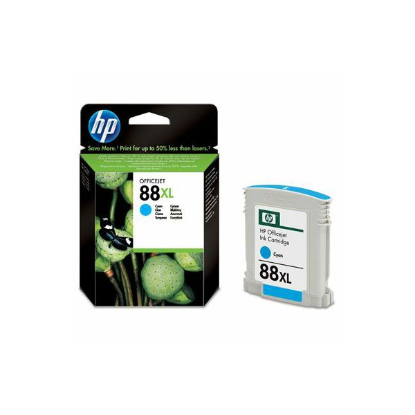HP C9391AE No.88XL Cyan Orginalna tinta