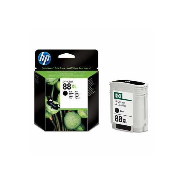 HP C9396AE No.88XL Black Orginalna tinta