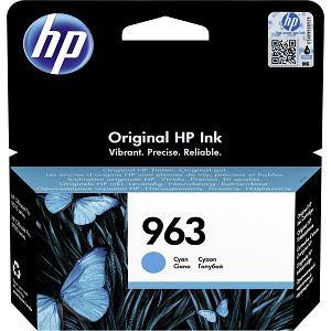 HP 3JA23AE No.963 Cyan Originalna tinta