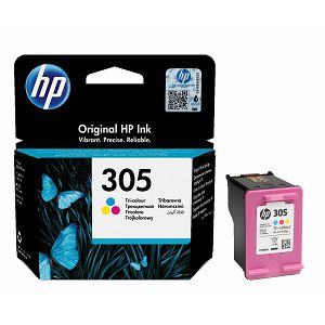 HP 3YM60AE No.305 Tri-color originalna tinta