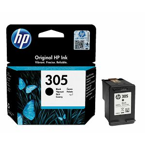 HP 3YM61AE No.305 Black originalna tinta