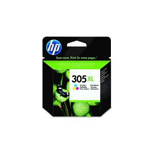HP 3YM63AE No.305XL Tri-color originalna tinta