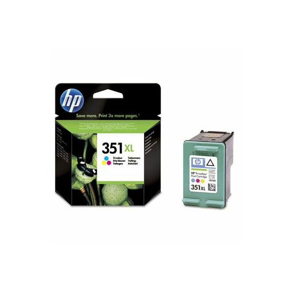 HP CB338EE No.351XL Tri-Color Orginalna tinta