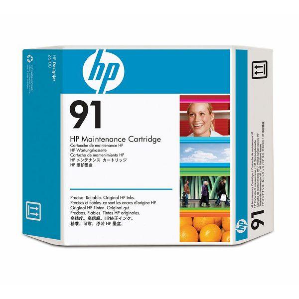 HP C9518A No.91 Orginalna tinta za održavanje