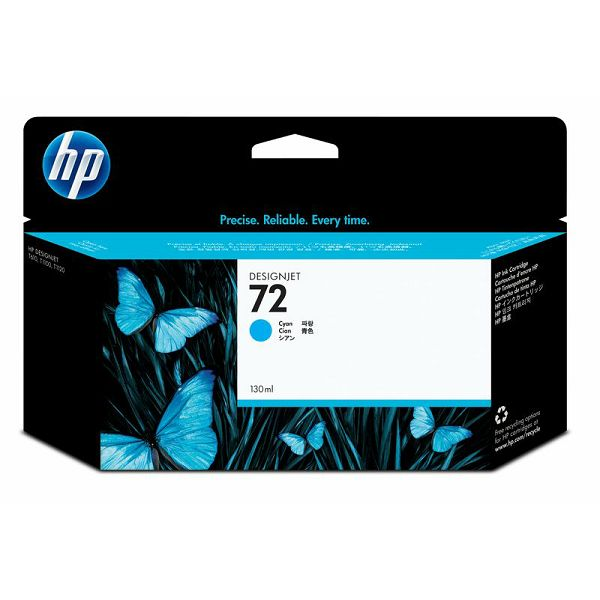 HP C9371A No.72 XL Cyan Orginalna tinta