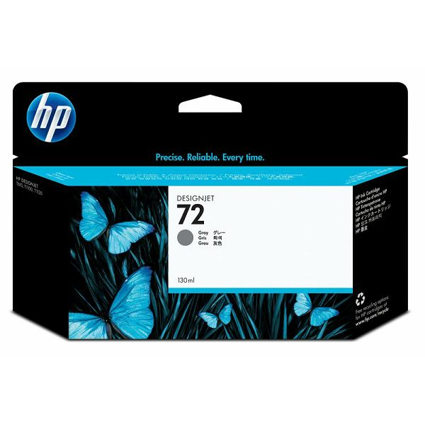 HP C9374A No.72 XL Grey Orginalna tinta