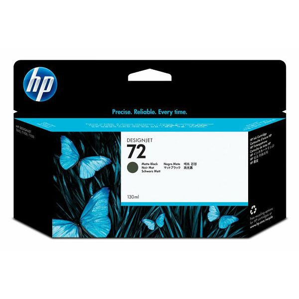 HP C9403A No.72 XL Matte Black Orginalna tinta