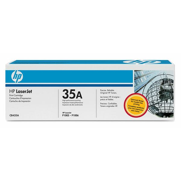 HP CB435A 35A Black Orginalni toner