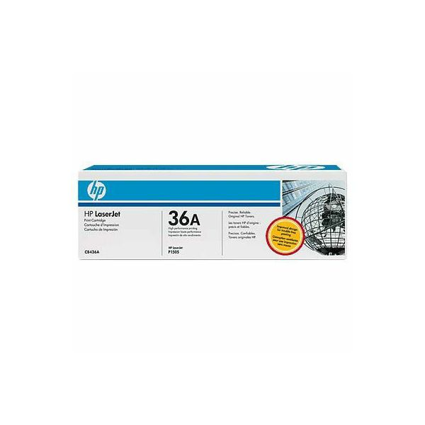 HP CB436A 36A Black Orginalni toner