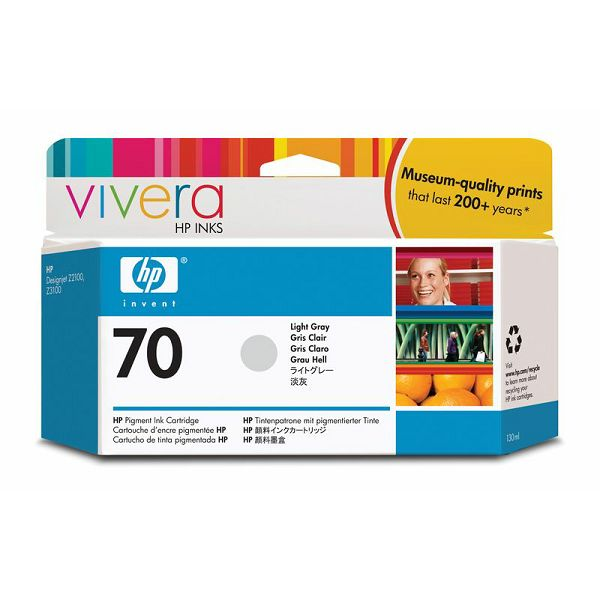 HP C9451A No.70 Light Grey Orginalna tinta