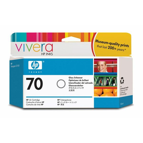 HP C9459A No.70 Gloss Enhancer Orginalna tinta