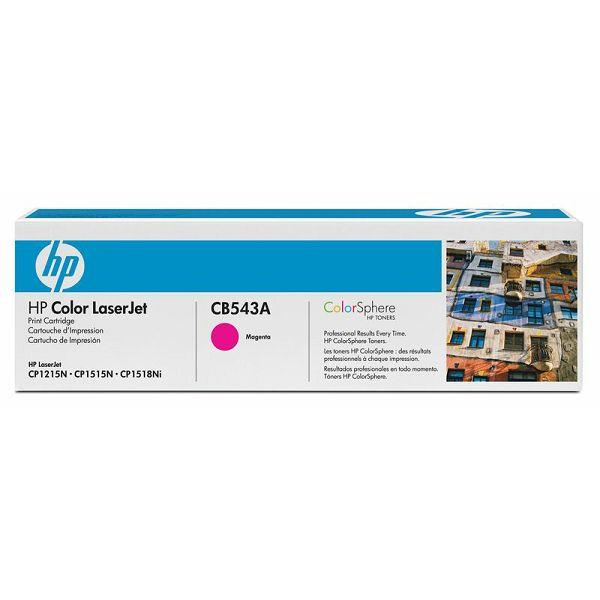 HP CB543A 125A Magenta Orginalni toner