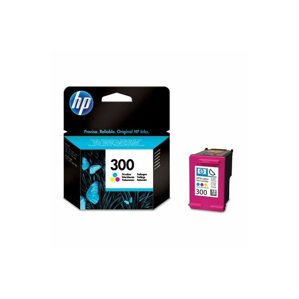 HP CC643EE No.300 Tri-Color Orginalna tinta