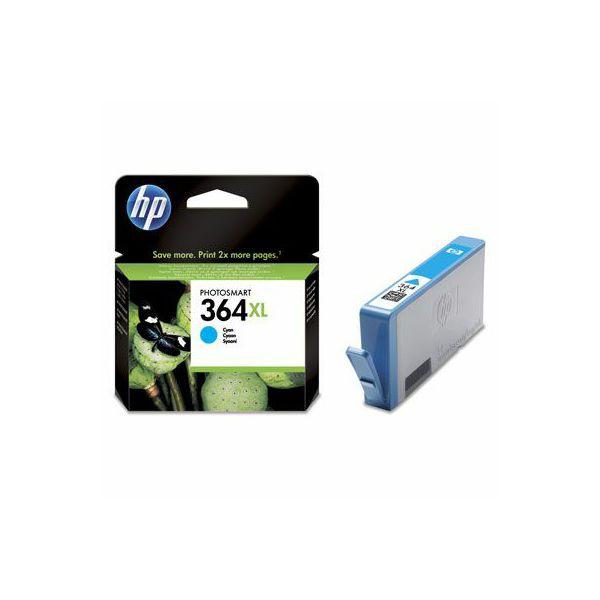HP CB323EE No.364XL Cyan Orginalna tinta