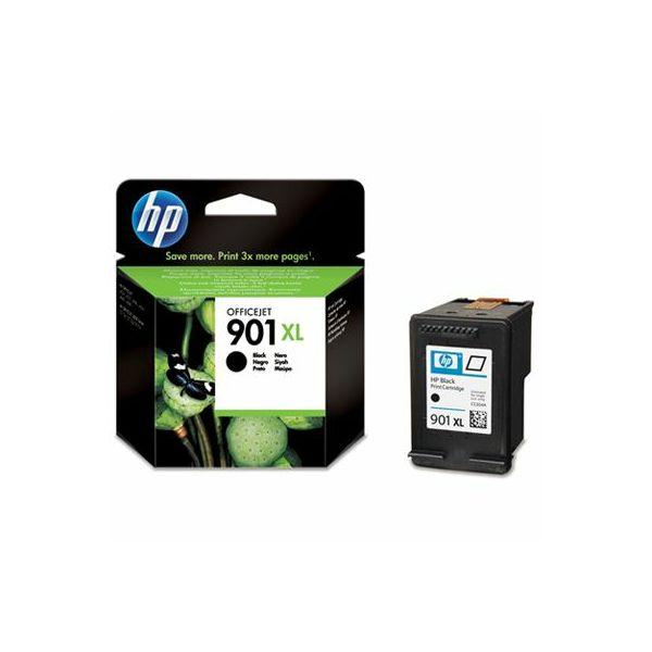HP CC654AE No.901XL Black Orginalna tinta