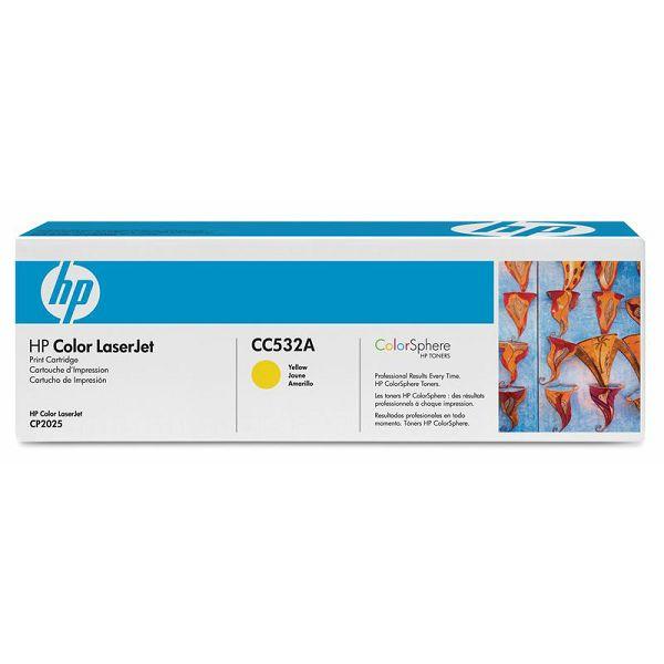 HP CC532A 304A Yellow Orginalni toner