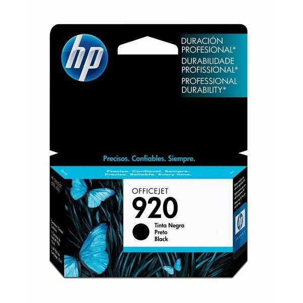 HP CD971AE No.920 Black Orginalna tinta