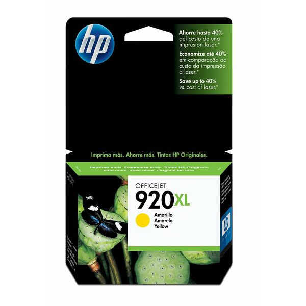 HP CD974AE No.920XL Yellow Orginalna tinta