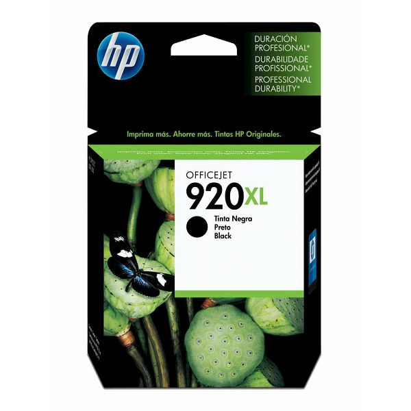 HP CD975AE No.920XL Black Orginalna tinta