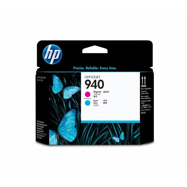 HP C4901A No.940 Magenta/Cyan Orginalna glava