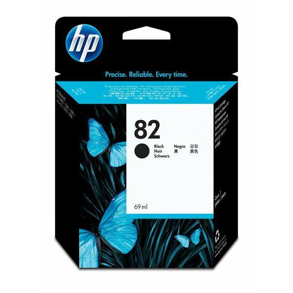 HP CH565A No.82 Black Orginalna tinta